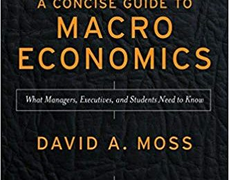 A Concise Guide to Macroeconomics